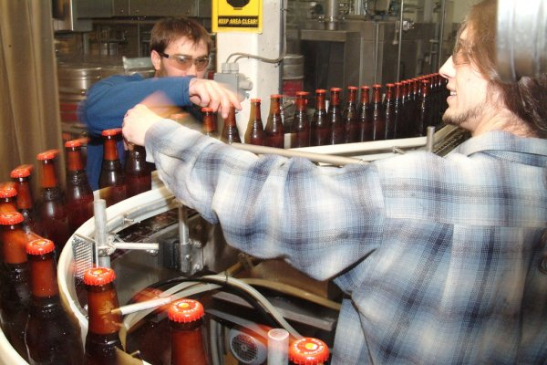 New Belgium Brewing slashes downtime by 50%