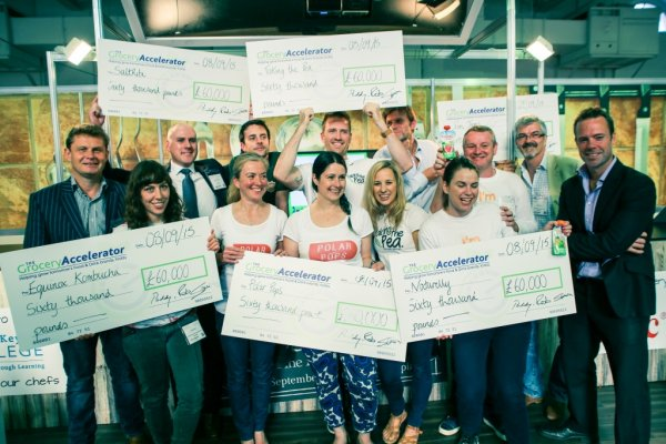 Naturelly Jelly Juice scoops a win at the Grocery Accelerator Programme 2015