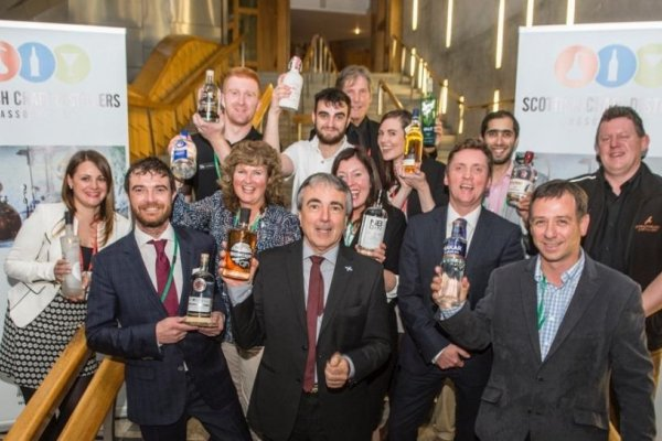 Celebration time for Scottish Craft Distillers Association