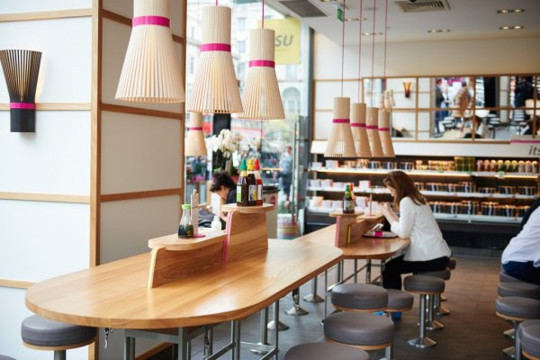 itsu handed finds to realise expansion plans with £40 million backing