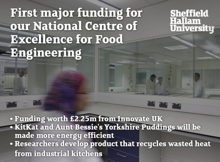 Nestlé forms energy reduction partnership with Yorkshire-based university