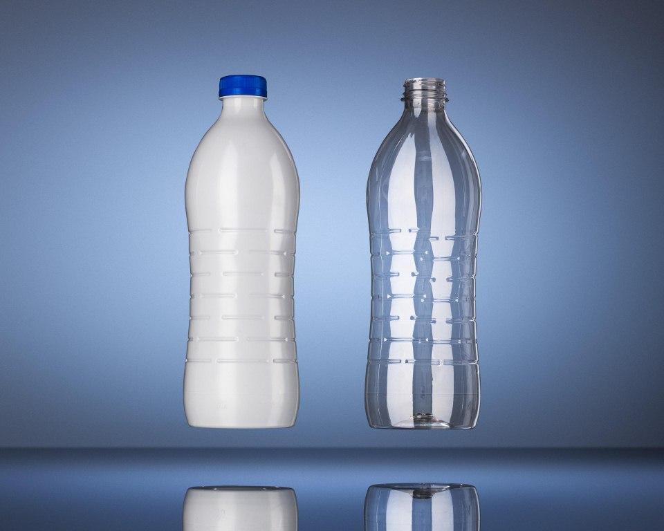 KHS wins World Beverage Innovation Award for lightweight 1-liter PET milk bottle