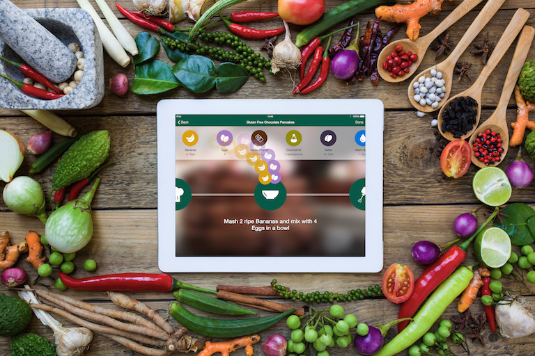 Loaf launches recipe app for easier cooking
