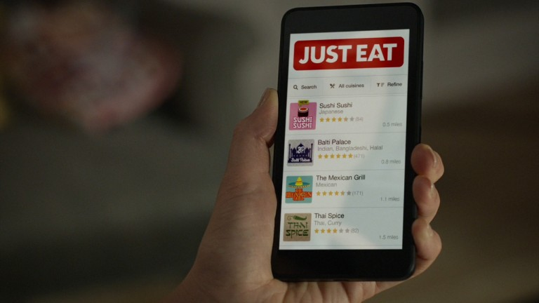 Just Eat buys rivals in £94.7m acquisition