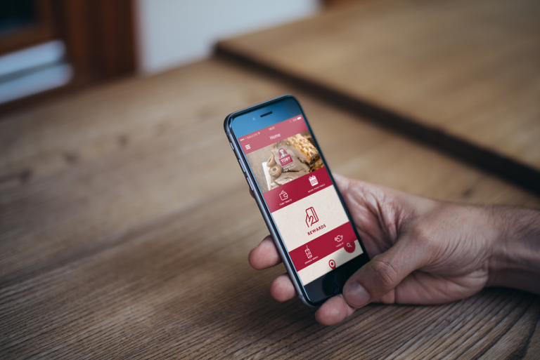 Digital loyalty app replaces paper stamp at Toby Carvery