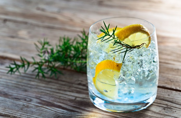 British gin hits record exports for 2018