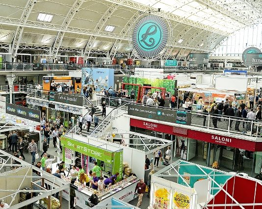 335 exhibitors now confirmed for sold out lunch! - FDI magazine