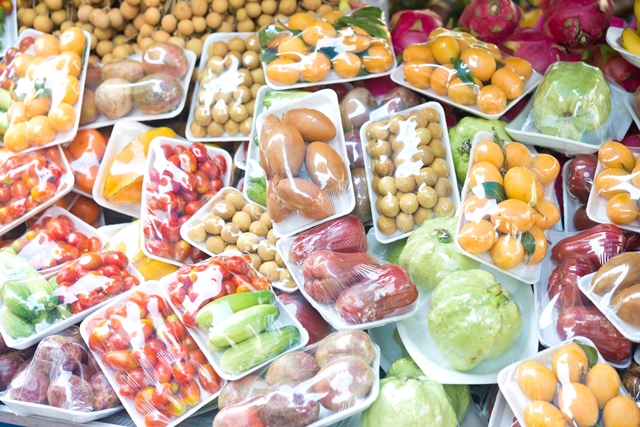 UK researchers develop sustainable, edible food packaging