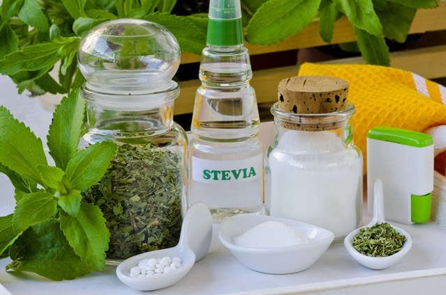 Stevia use on the up for food and beverages