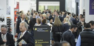 Food and Drink on the menu at London's only packaging show