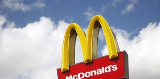 McDonald's partners with Just Eat for delivery service