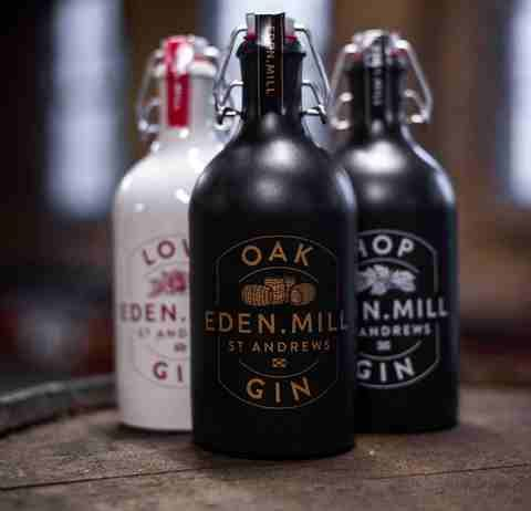 Eden Mill continues global expansion with gin launch across UK