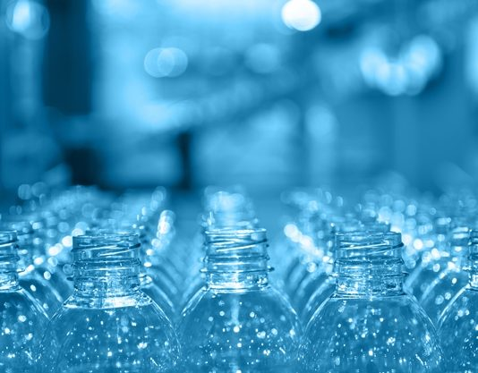 Recycled bottles for some Coca-Cola brands in Western Europe