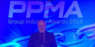 Riggs Autopack recognised at PPMA Group industry awards