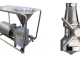 Hybrid mixers prevent lumping in food production