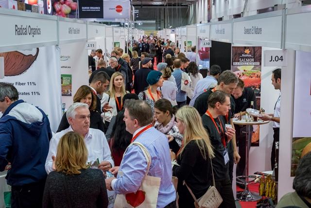 Attendance up at Natural Products Scandinavia & Nordic Organic Food Fair