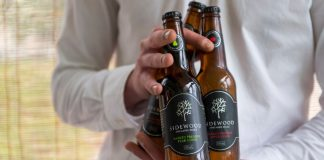 Cider maker poised for growth with new canning line
