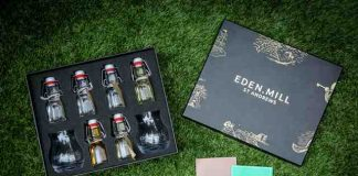 Croxsons celebrates success of Eden Mill's '12 Gins of Christmas'