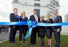 Fonterra officially opens its largest milk powder dryer