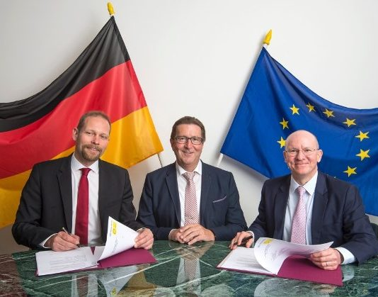 Germany official partner country of Fruit Logistica, targets export