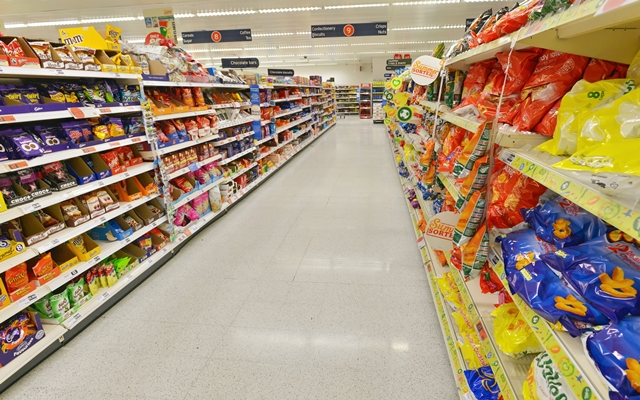 Nutritionally poor products marketed as healthy in supermarkets