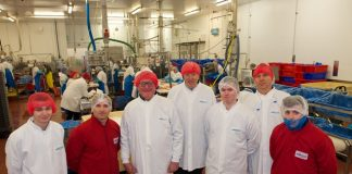 Food and drink action plan targets higher level skills