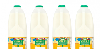 Arla launch vitamin D enriched milk for Asda