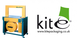 Kite Packaging launch range of competitive strapping machines