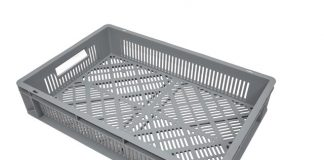 New tray aimed at growers and soft fruit picking