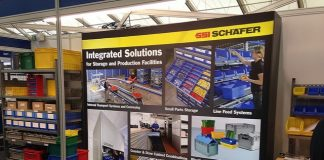 Meet SSI Schaefer at the Southern Manufacturing & Electronics Show 2017