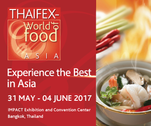 Thaifex – home – may 2017