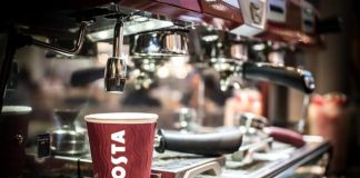 Costa launches UK-wide cup recycling scheme