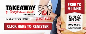 Takeaway Expo – Events – Sep 2017