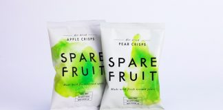 Upstart snack brand takes on food waste