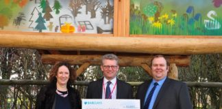 Matcon supports local Vale School community project