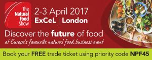 Natural Food Show – Events – Apr 2017