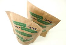 VTT transforms renewable materials into stand-up pouches