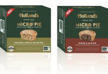 Holland's celebrates National Pie Week with new range