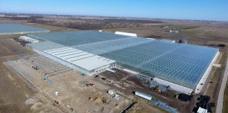 NatureFresh breaks ground on new Ontario distribution centre