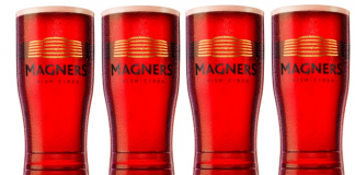 Magners turns to the dark side with new fruit cider range