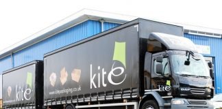 Kite Packaging donates IT equipment to UK charity
