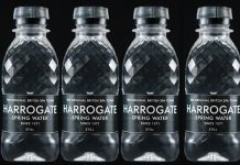 Harrogate Water target air travel sector with new bottle launch
