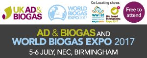 UK AD & Biogas – Events – NL 2017