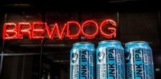 BrewDog keeps the supply chain cool