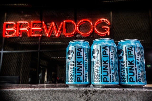 BrewDog to give profits away
