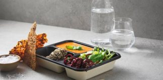 Rottneros develops sustainable food packaging tray