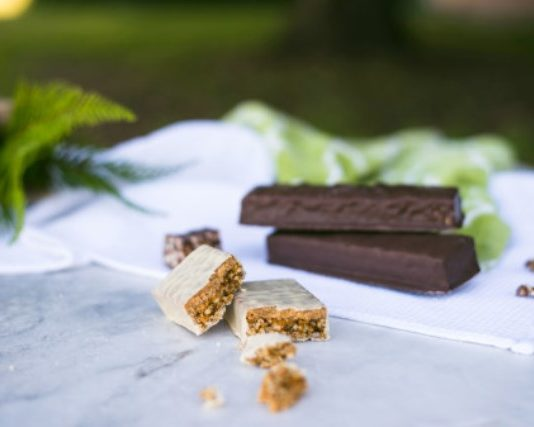 Arla keep high protein bars chewy for a year