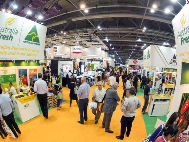 Big growth for Asia Fruit Logistica