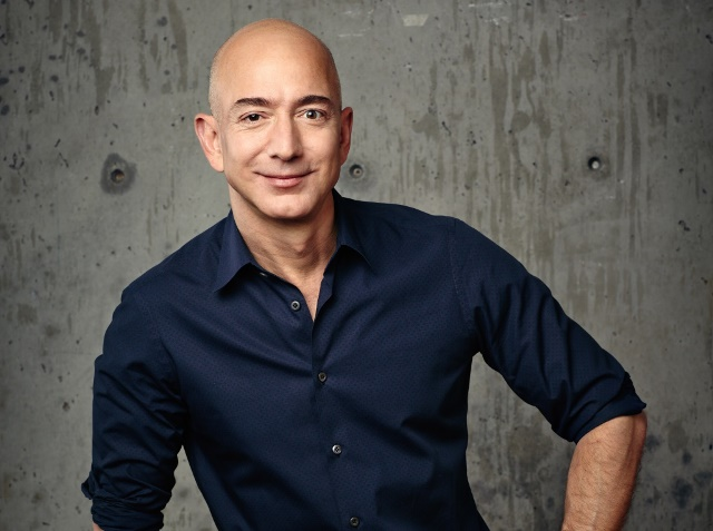 Amazon CEO Jeff Bezos: How Should I Spend My Money?