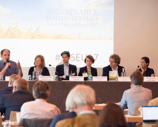 Food execs converge for European Sustainable Foods Summit
